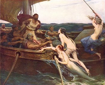 odysseus (ulysses) and the sirens